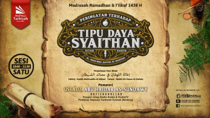 TIPU DAYA SYAITHAN II