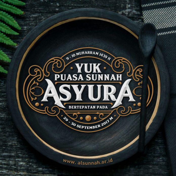 Puasa Asyura 1439 H