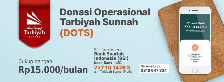 Donasi Operasional YTS